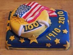 Boy Scouts of America 100th Anniversary
