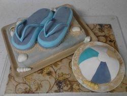 Beach Babys First Birthday