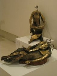 Sculpture by Rafael Paderna