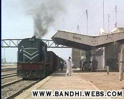 Railway Station Bandhi