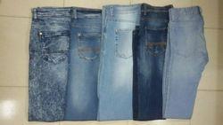 Ladies Skinny Denim Pant