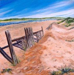 Sand dunes Cadiz (Sold)