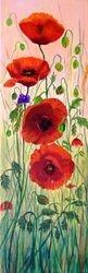 Poppy Panel (sold)