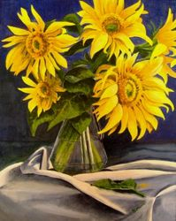 Sunflowers (SOLD)