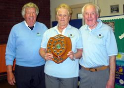 Pairs Champions - Lesley, John