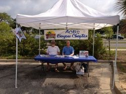 Bayou Chapter ACBS Booth