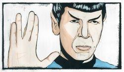 """Spock"""