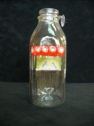 Milk Bottle: Ramen Stand