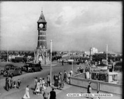 Clock Tower Old - Skegness
