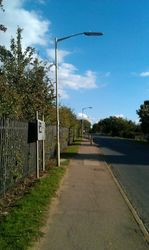 Sunderland Road - Sandy
