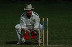 Zim keeps wicket