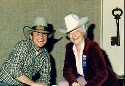 Barry McKee & Hazel Slaughter