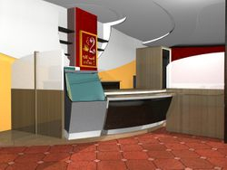 Coffee 2: Design for a new cafe location