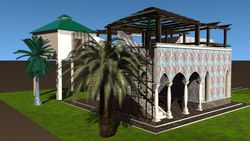 A Riyadh residence