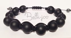 Shamballa simple onyx noir