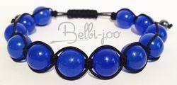 Shamballa Saphir bleu