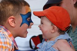 """Face Painting by """"Fun Faces with a twist"""""""