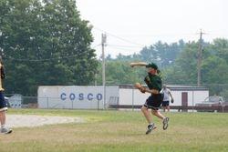 Nice throw Mike