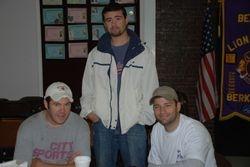 John, Christian, and Mike
