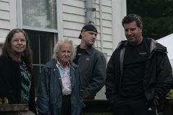 Aunt Lorraine, Gram, Jeremy & Rich