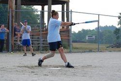 Michelle hitting again