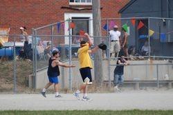 Eric pitching