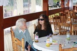 Gram & Aunt Lorraine