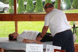 Active Health Massages after the ride