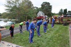 Americas Best Defense Karate Demonstration