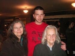 Aunt Lorraine, Dustin & Gram