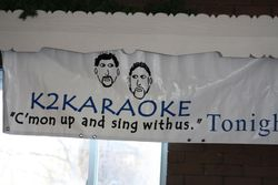 Thank you!!! K2Karaoke for the 3rd year!!!!