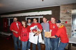 Winning Chili; TFD/Silver City Chili