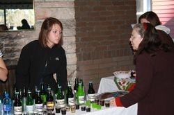Giving away samples of delicious Simpson Spring soda