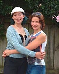 Beth and Toni