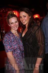 Beth Allen and Anna Julienne