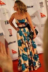Beth Allen @ Quantas Film & Television awards 2010