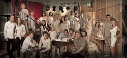 Shortland Street cast: photo shoot 2011