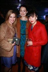 Beth Allen, Antonia Prebble & Sarah Voon