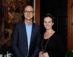 Geoff Ross and  Beth Allen