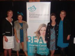 High Teal at Langley Event