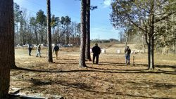 Practice target area