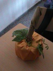 Toliet Roll pumpkins