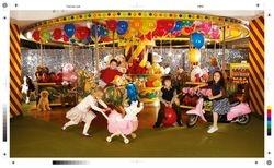 HARRODS Toy Brochure Cover ORIGINAL