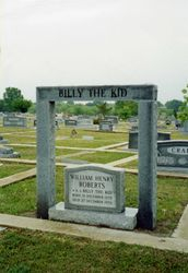 The Real Grave of Billy the Kid