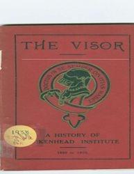 VISOR HISTORY EDITION 1889 - 1949