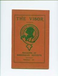 VISOR FRONT COVER