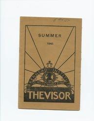 1945 VISOR FRONT COVER