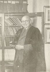 Mr Jones, Former Headmaster