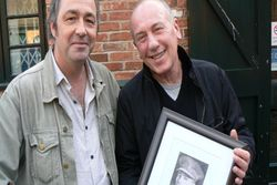 Dean Johnson with Christopher Timothy