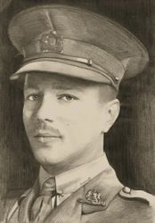PORTRAIT OF WILFRED OWEN
